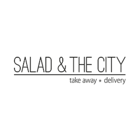 TringTring green delivery Salad and the City
